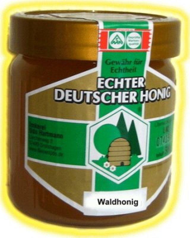 Waldhonig 500g